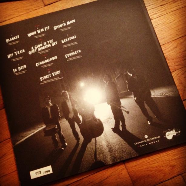 The Archi-te album 3