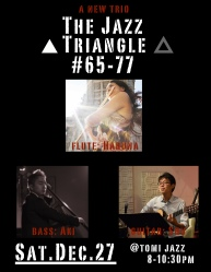 jazz triangle 12.27.2014